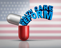 American Health Care Reform Stock Photos
