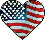 American Heart Stock Photography