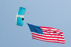 American Heroes Air Show - L.A. 2013 Royalty Free Stock Photo