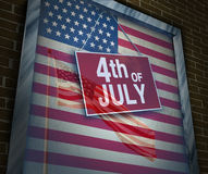 American Holiday Royalty Free Stock Images