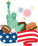 American Holiday Stock Photography