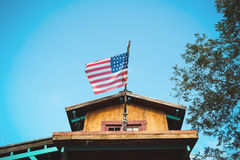 American House Royalty Free Stock Photos
