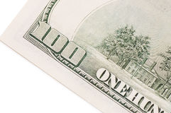 American Hundred dollar banknote Royalty Free Stock Photography