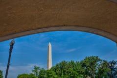 American Icon--The Washington Monument Royalty Free Stock Photo
