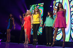 American Idol Live Tour 2013 Image stock