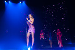 American Idol Live Tour 2013 Photo stock