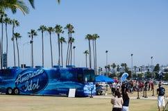 American Idol przesłuchania Zdjęcia Royalty Free