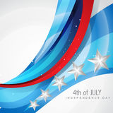 American independence day Stock Photography