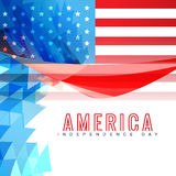 American independence day background Royalty Free Stock Photography