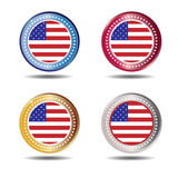 American Independence day Royalty Free Stock Photos