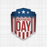 American Independence Day celebration Background Stock Photography