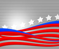 American Independence Day Clear Background Royalty Free Stock Images