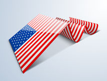 American Independence Day concept. Royalty Free Stock Photo