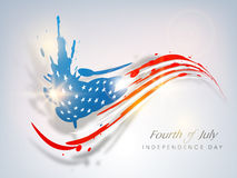 American Independence Day concept. Stock Photo