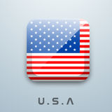American Independence Day concept. Royalty Free Stock Images