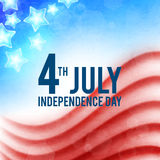 American Independence Day Royalty Free Stock Photo