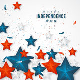 American independence day. Royalty Free Stock Image
