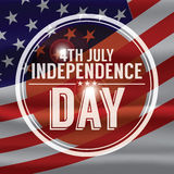American Independence Day Stock Photo