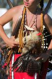 American Indian 2 Royalty Free Stock Photography