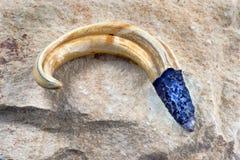 Free American Indian Flint Knife Stock Photos - 137358833