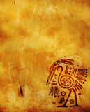 American Indian national patterns Royalty Free Stock Photos