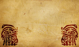 American Indian national patterns Stock Images