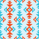 American indian pattern Royalty Free Stock Image