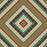 American Indian pattern Royalty Free Stock Photos