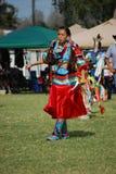 American Indian Pow wow Royalty Free Stock Photos