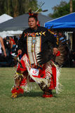 American Indian Pow wow Royalty Free Stock Photo