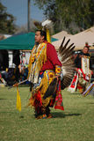 American Indian Pow wow Royalty Free Stock Photos