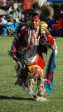 American Indian Pow Wow Stock Image