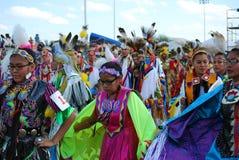 American Indian Pow Wow. Scottsdale, AZ, USA - November 1, 2014: 28th Annual Red Mountain Eagle Pow Wow celebrated at the Salt River Pima - Maricopa Indian stock photos
