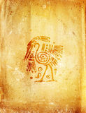American Indian traditional patterns Royalty Free Stock Photo