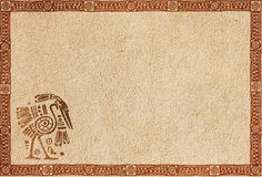 American Indian traditional patterns Stock Photography