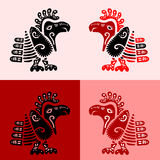 American indians' birds Royalty Free Stock Image