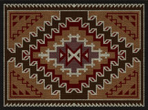 American Indians pattern. Stock Image