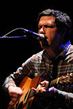 The  American indie rock singer/songwriter Damien Jurado Stock Image