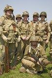 American Infantryman GI Joes Stock Photography