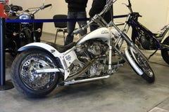 American Ironhorse motorcycle Stock Images