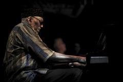 American jazz pianist Randy Weston Maroc Gnaoua festival