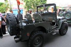 American jeep Stock Photo