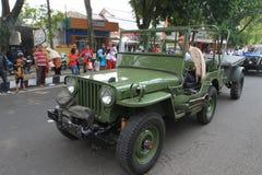 American jeep Stock Image