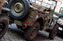 American Jeeps Stock Images