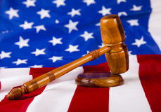 American Justice Royalty Free Stock Photography