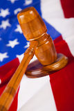 American Justice Royalty Free Stock Photo