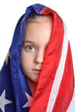 American Kid Stock Image