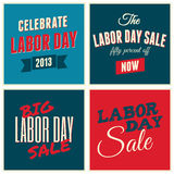 American Labor Day Collection Stock Image