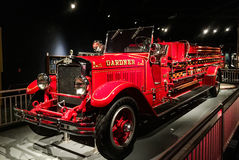 1929 American LaFrance Fire Service Truck Stock Photos