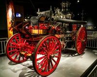 1912 American LaFrance Metropolitan Steamer. Stock Images